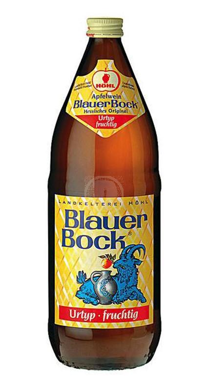 Blauer Bock Apfelwein