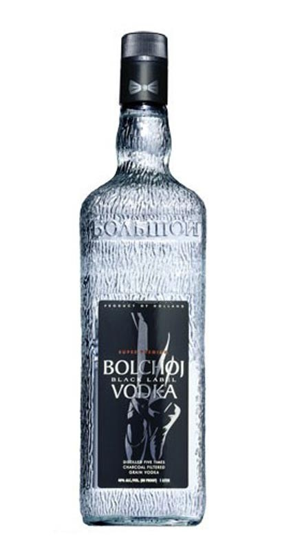 Bolchoj Black Label Vodka