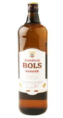 Bols Genever gin flaska