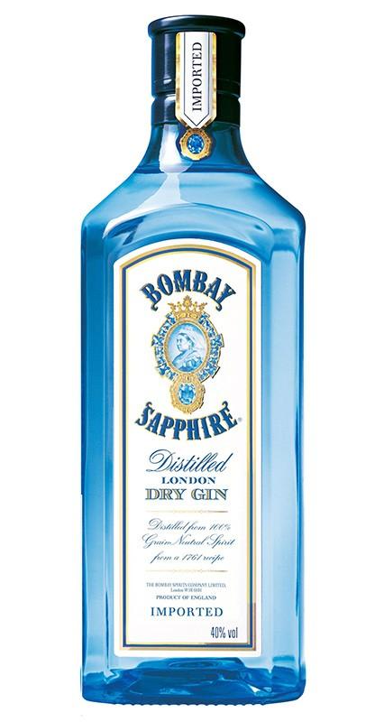 Bombay Sapphire Gin 1 liter