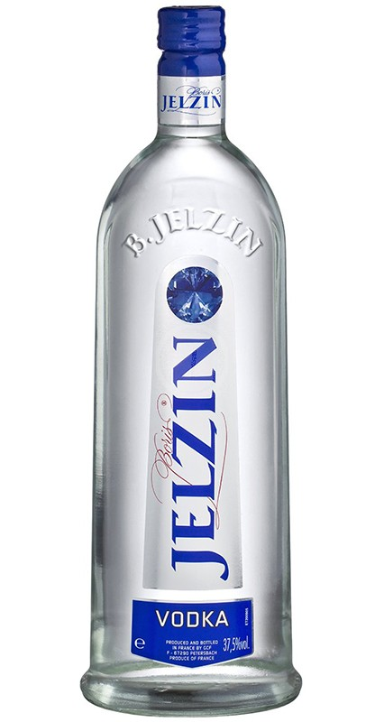 Boris Jelzin Vodka 1 Liter