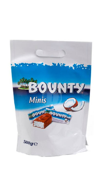 Bounty Minis Pouch