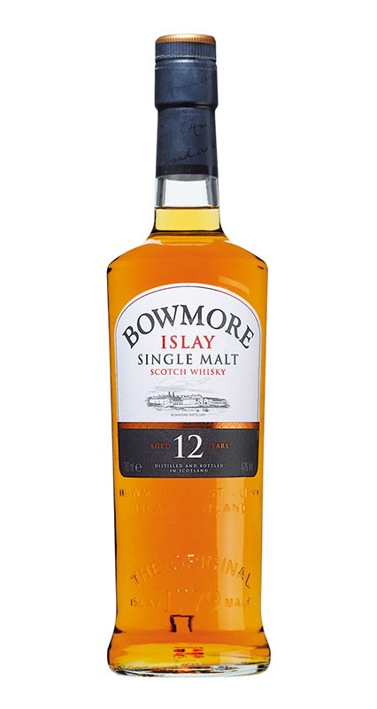 Bowmore single malt 12 årig
