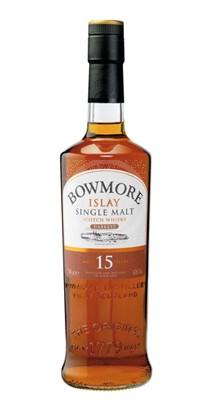 Bowmore 15 år