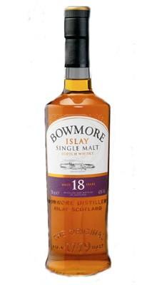 Bowmore 18 år