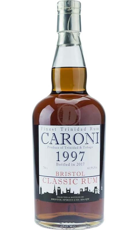 Bristol Caroni Trinidad & Tobago 1997/2017