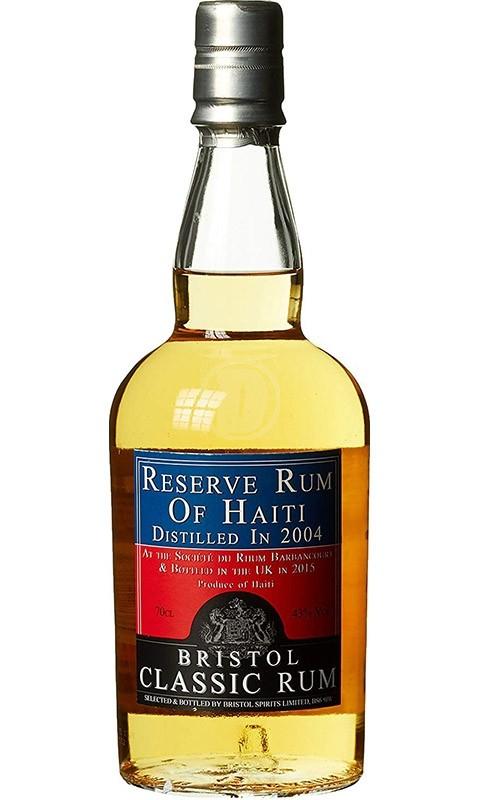 Bristol Reserve Rum of Haiti 2004/2015