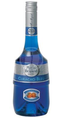 Brizard Curacao Blue