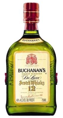 Buchanan De Lux 12 årig 70 cl