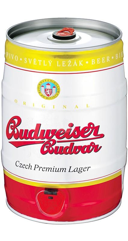 Budweiser 5 liter
