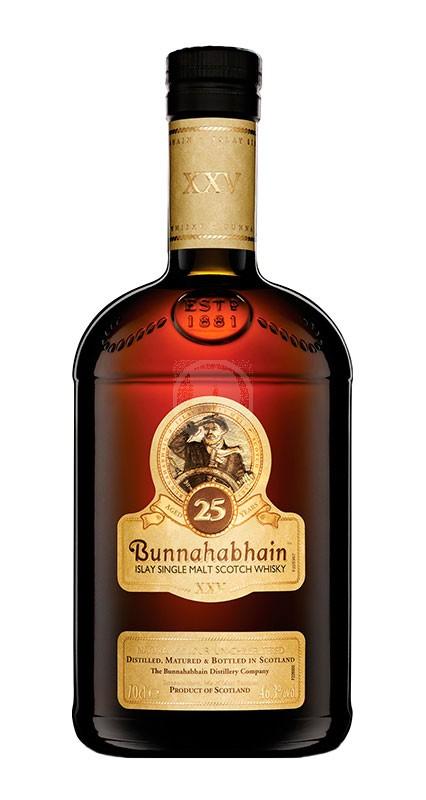 Bunnahabhain 25 år