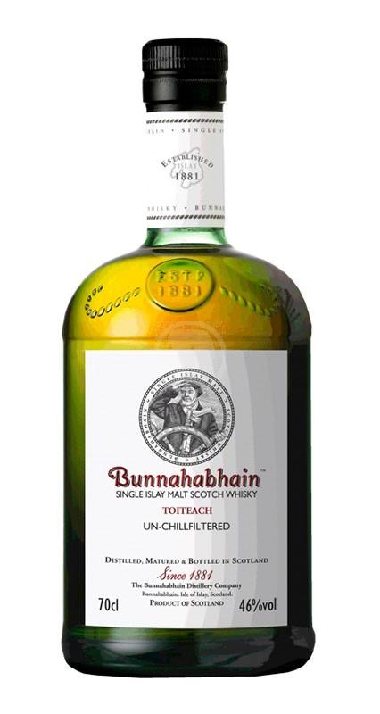 Bunnahabhain Toiteteach