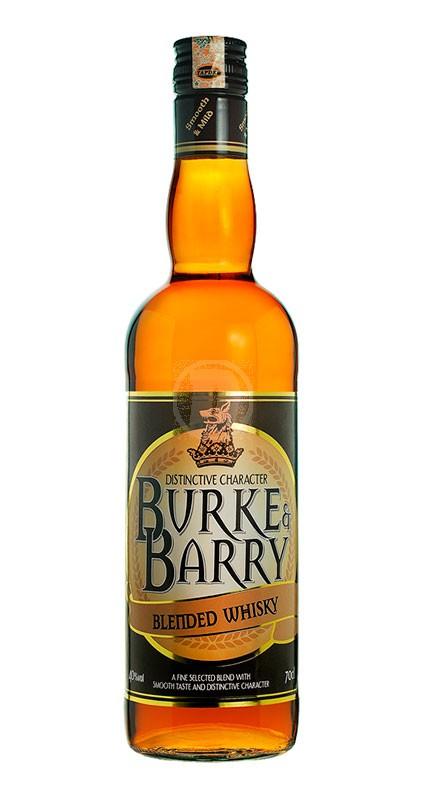 Burke & Barry Blended