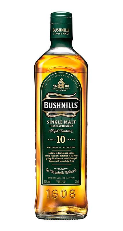 Bushmills Single Malt 10 år