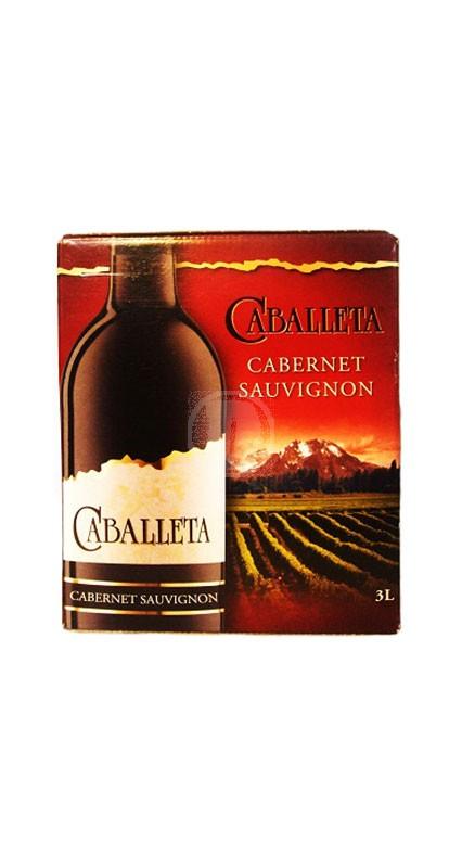 Caballeta Cabernet Sauvignon 3 liter