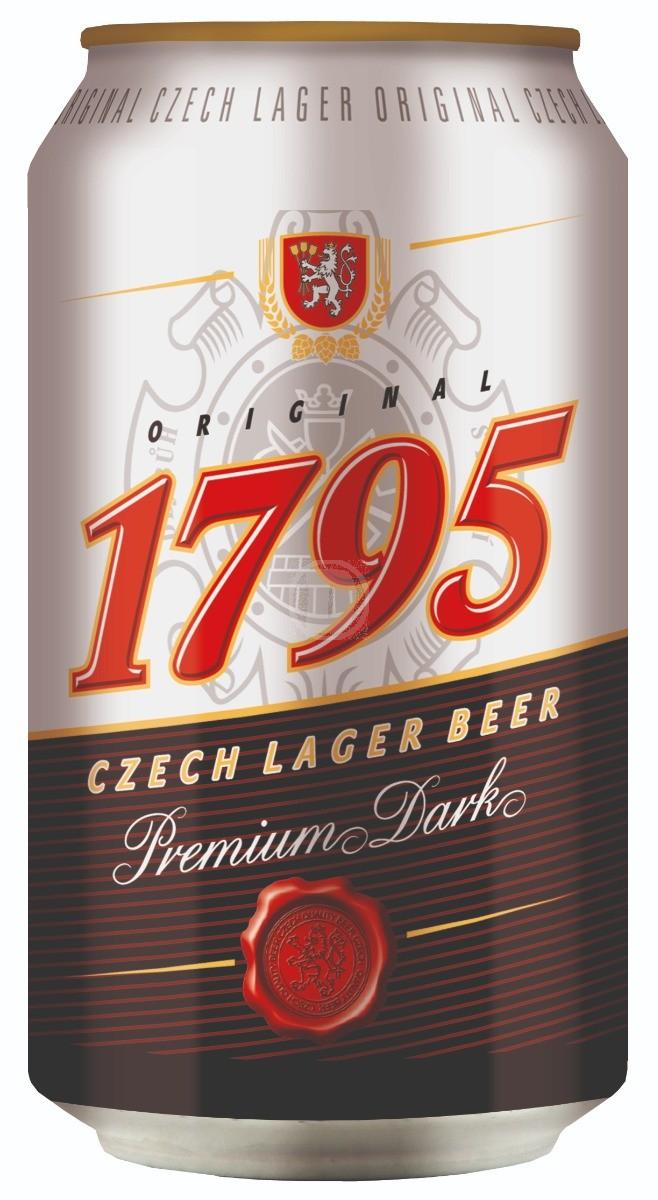 1795 Original Czech Lager dark