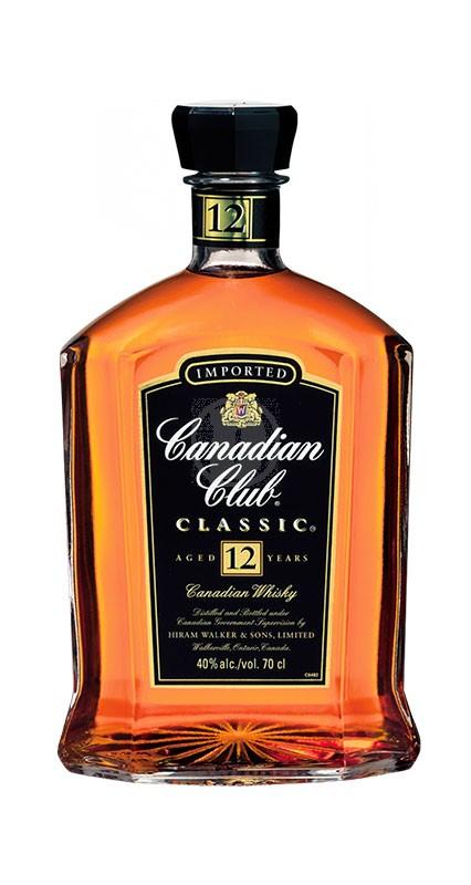 Canadian Club Classic 12 år