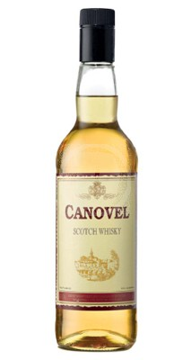 Canovel Whiskey  70 cl
