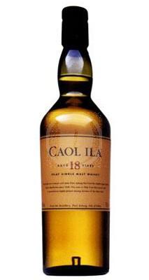 Caol ila whisky 18 år