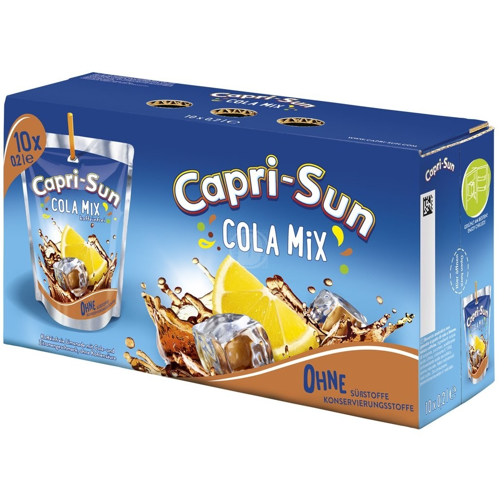 Capri Sun Cola Mix