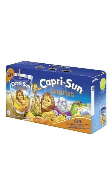 Capri Sun Safari