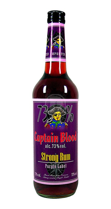 Captain Blood Rum