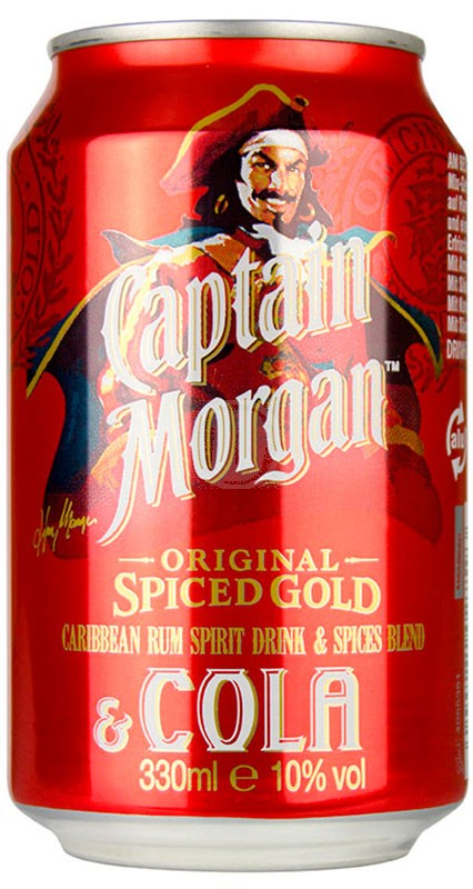 Captain Morgan Mit Cola