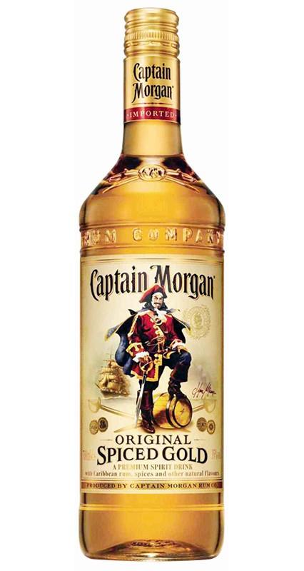captain morgan spiced gold k p rom online. Black Bedroom Furniture Sets. Home Design Ideas