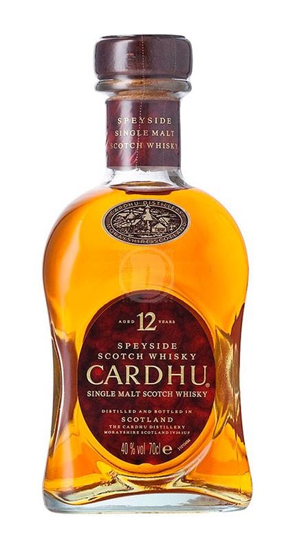 Cardhu Malt 12 år