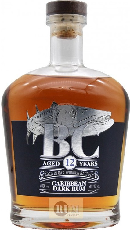 BC Reserve Collection Caribbean Dark Rum 18YO