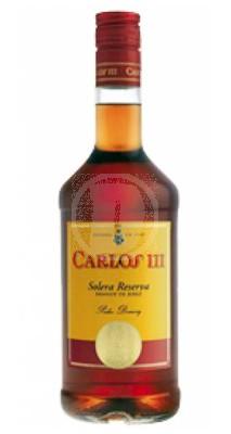 Carlos 3 brandy