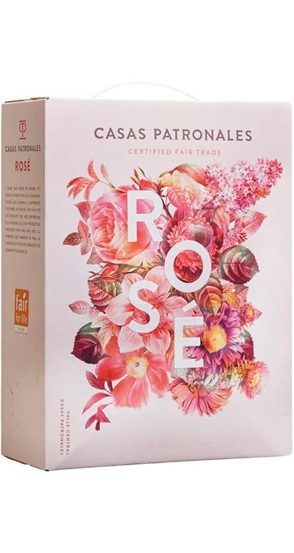 Casas Patronales Rose Cabernet