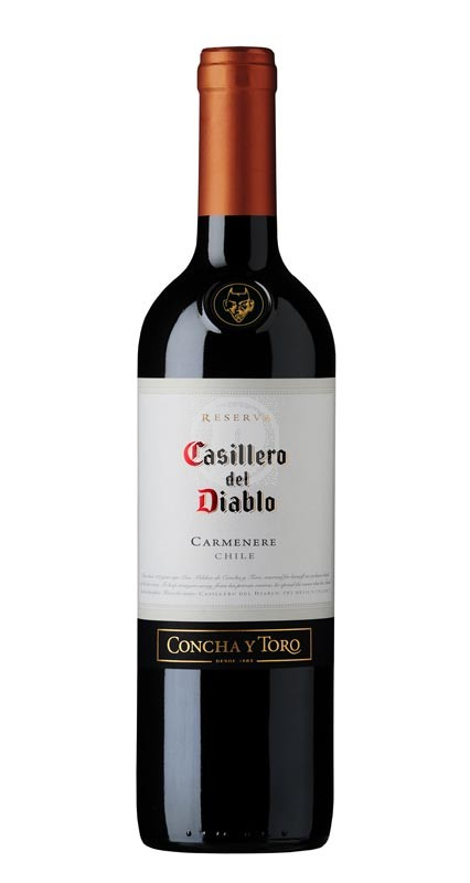 Casillero del Diablo Carmenere
