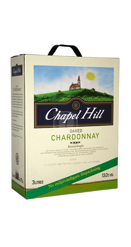 Chapel Hill Chardonnay 3 liter