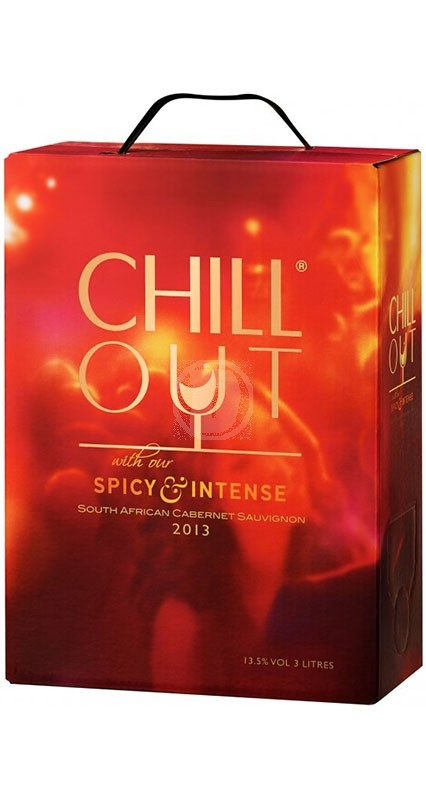 Chill Out Spicy & Intense Cab