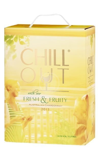Chill Out Fresh & Fruity 3L
