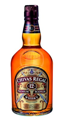 Chivas Regal 12 år 2 Liter