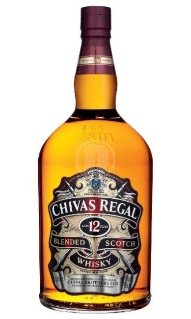 Chivas Regal 12, 1 Liter
