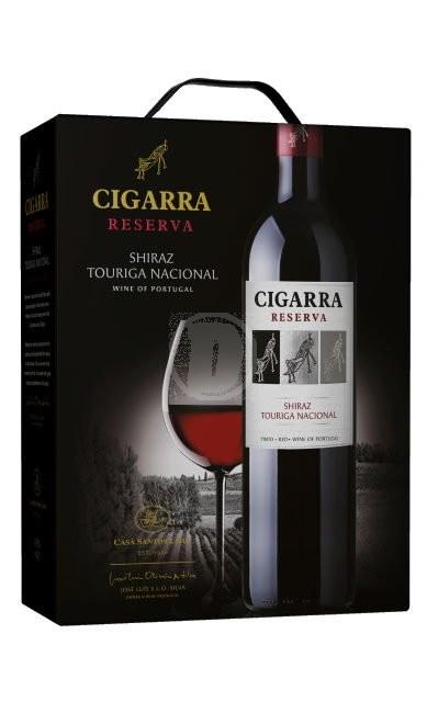 Cigarra Shiraz Reserva