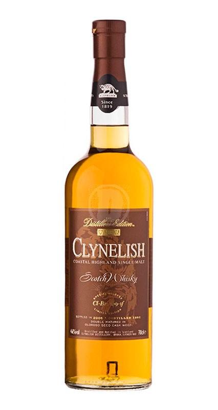 Clynelish Distillers Edition