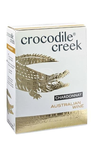 Crocodile Creek Chardonnay 3 liter