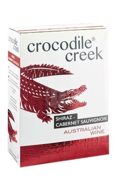 Crocodile Creek Shiraz Cabernet