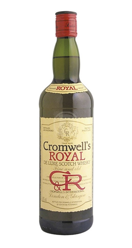 Cromwells Royal Scotch 3 år
