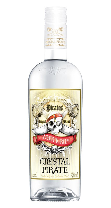 Crystal Pirate White Rum
