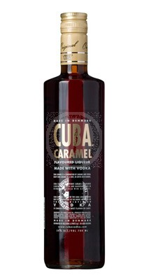 Cuba Caramel Likör