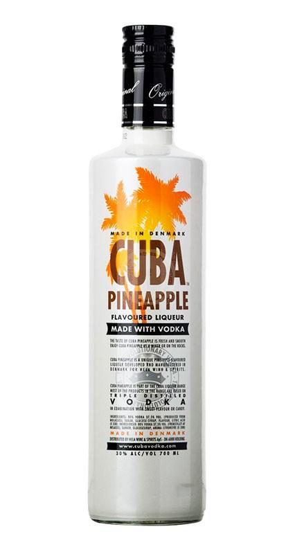 Cuba Pineapple
