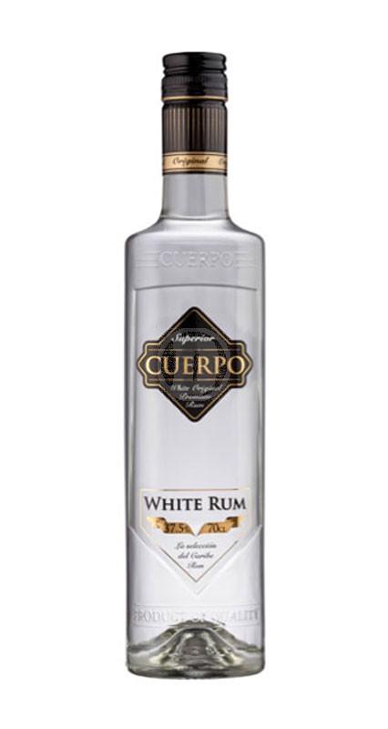 Cuerpo White Rum