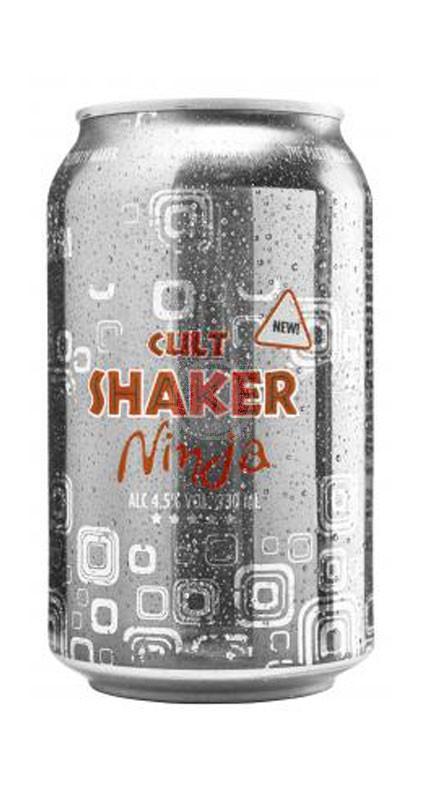 Cult Shaker Ninja