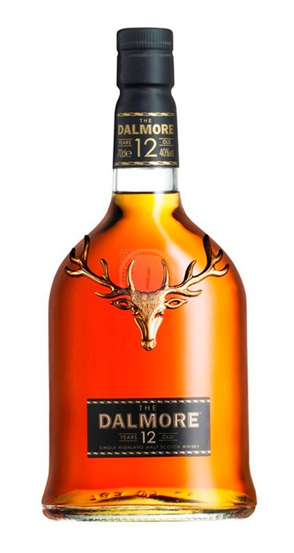 Dalmore 12 år Single Highland Malt
