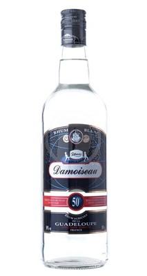 Damoiseau Rum Blanc flaska